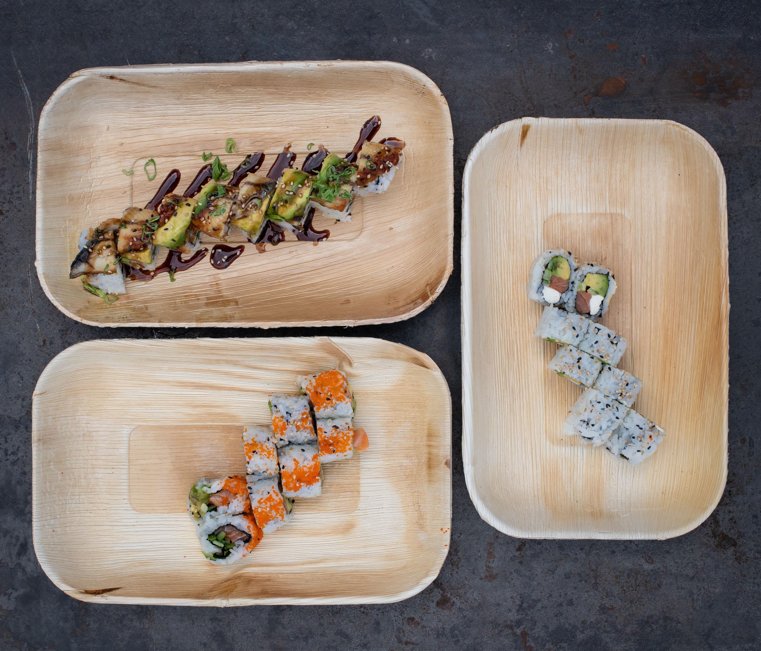 Sushi Rolls in Nashville