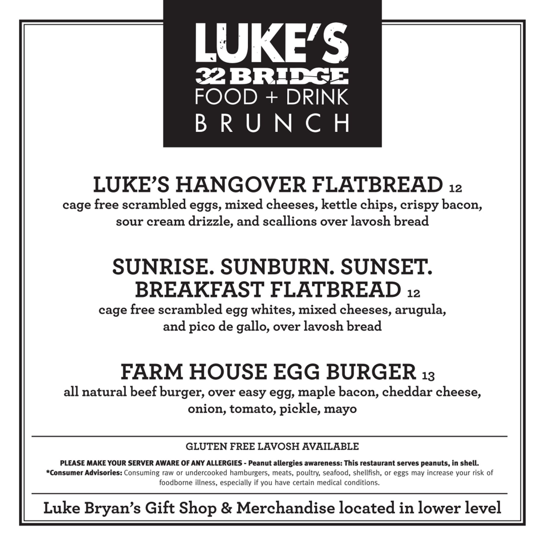 Luke's Brunch