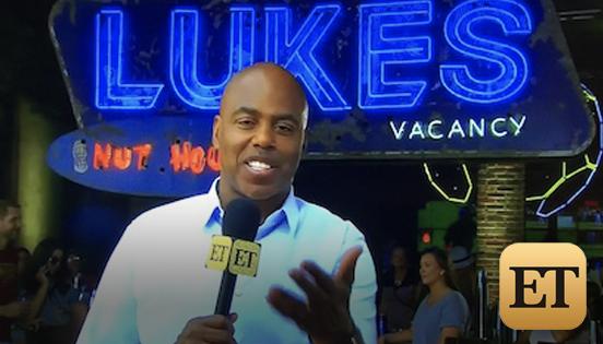 Lukes 32 Bridge On Entertainment Tonight