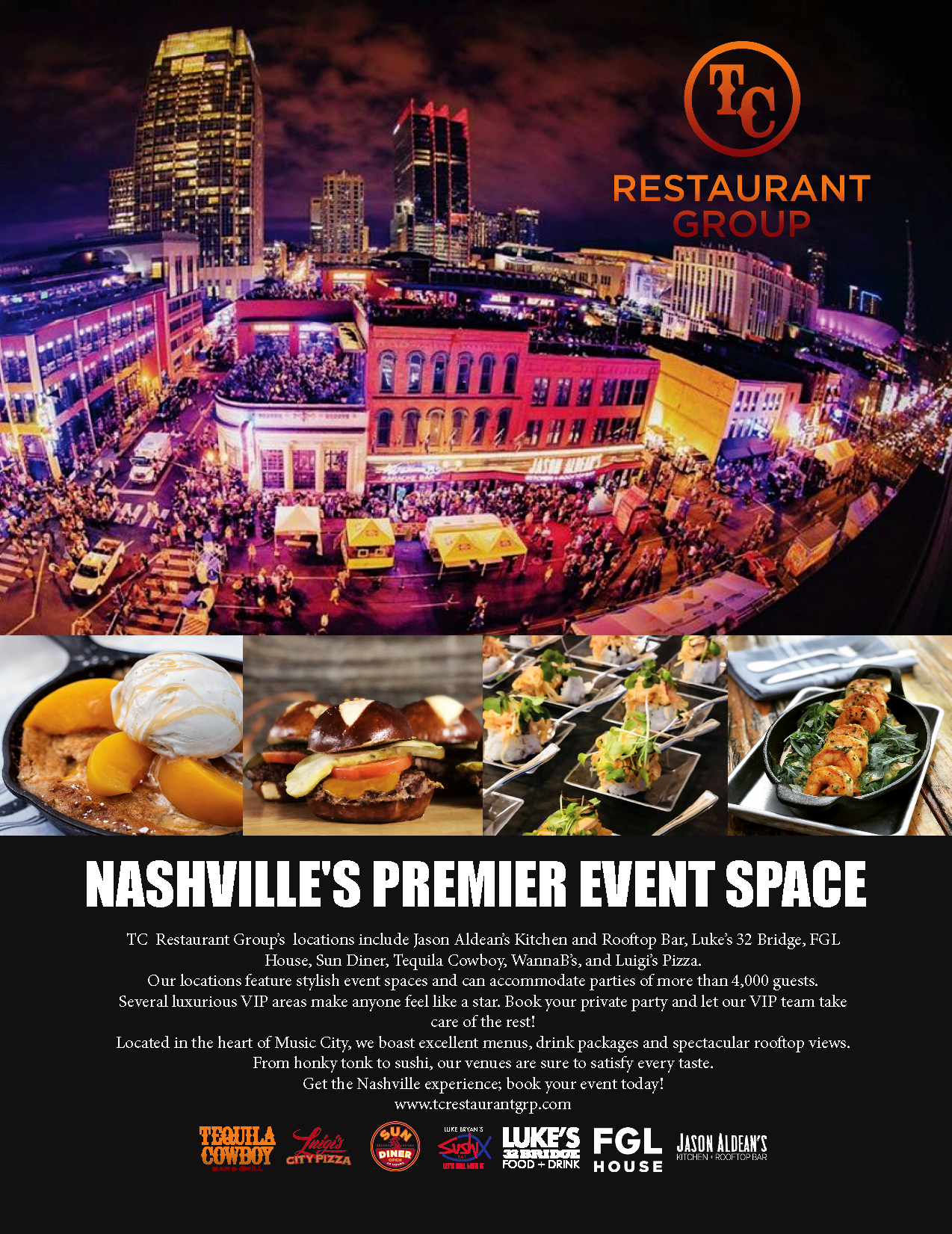 Event Space Nashville