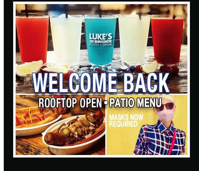 Lukes Reopen