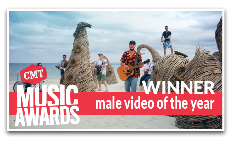 CMT Male Video of the Year